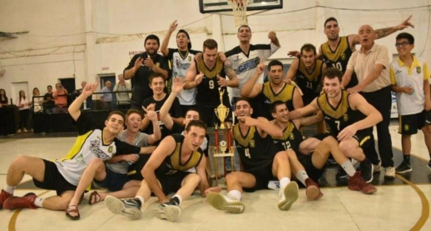 GEPU es el campeón provincial de básquet