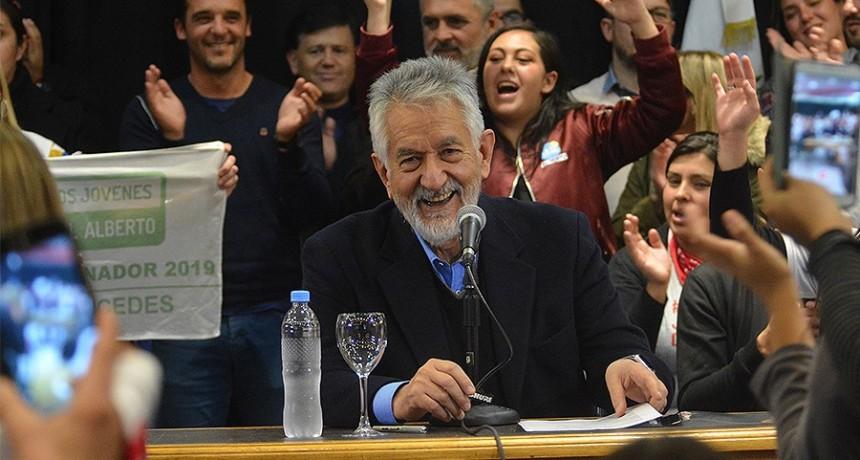 Gabinete de ministros del gobernador Alberto Rodríguez Saá