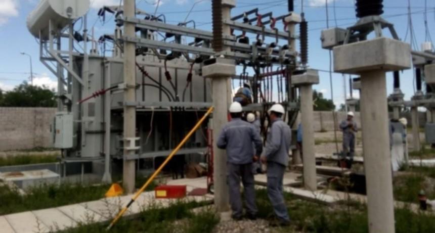 Corte de energía programado en el centro de San Luis para este domingo