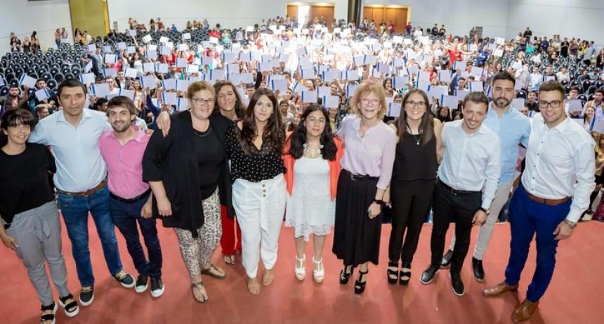 Más de 800 alumnos de las EPDA de toda la provincia recibieron su título secundario